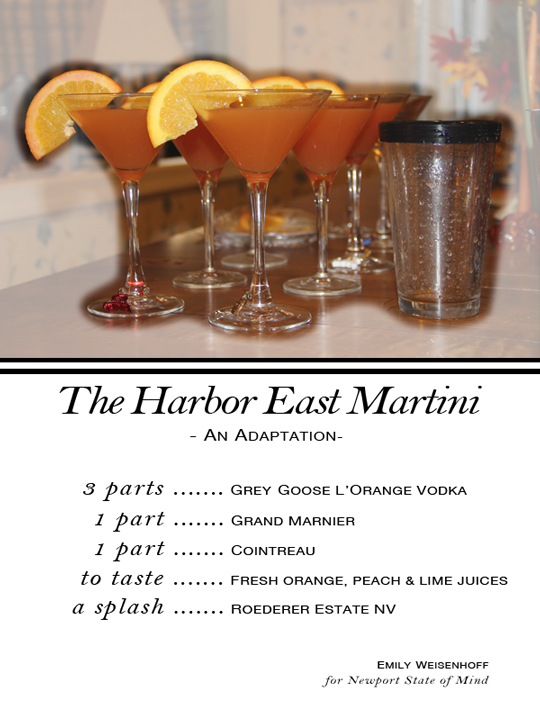 Harbor East Martini