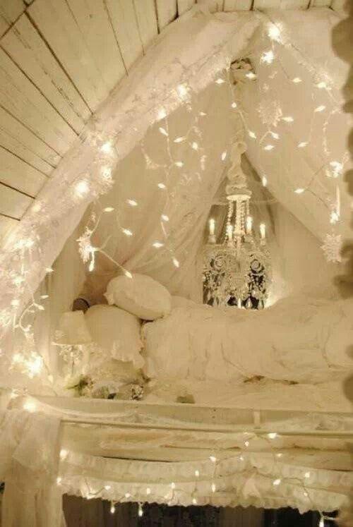 Twinkly loft